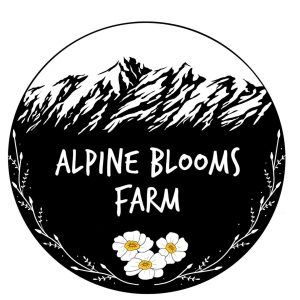 Alpine Blooms logo